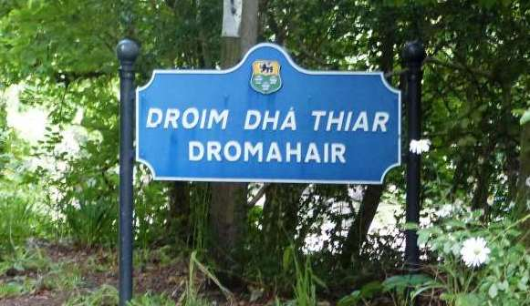 Dromahair Welcome zoom