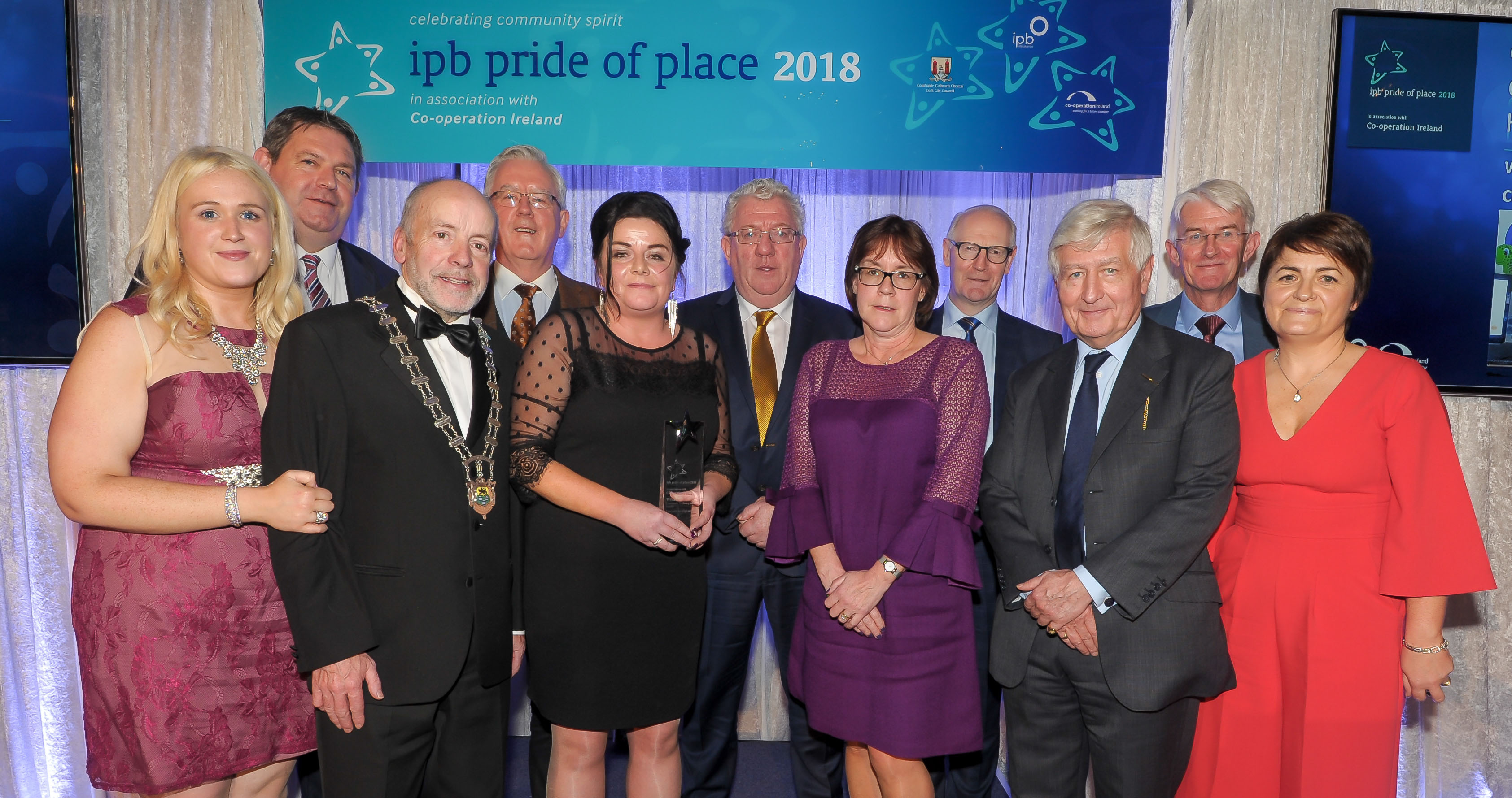 Leitrim group wins Pride of Place award